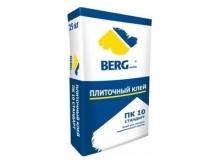 Плиточный клей BERGhome ПК-10 Стандарт, 25 кг