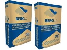УЦС (М 150) -  Универсальная цементная смесь  BERGhome, 30 кг